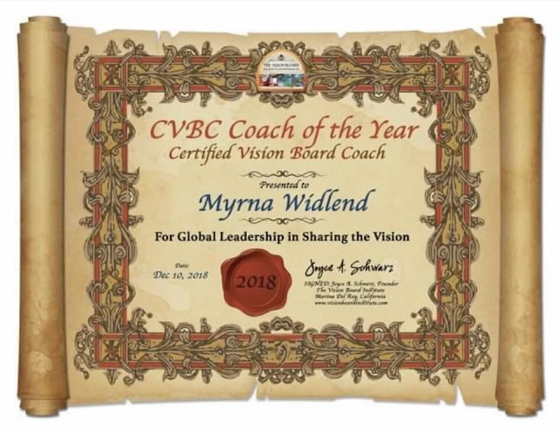 CVVC Coach of the Year